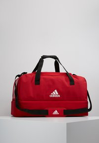 adidas Performance - TIRO DU - Sports bag - power red/white - 0