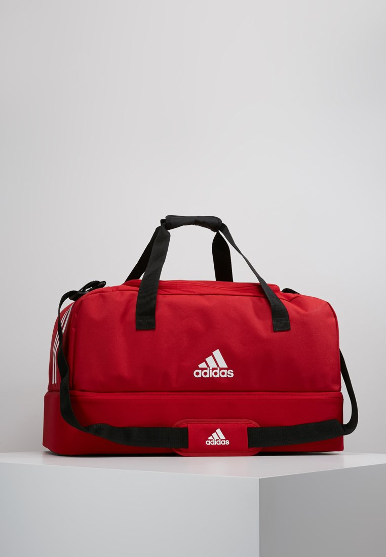 adidas Performance - TIRO DU - Sports bag - power red/white