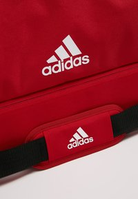 adidas Performance - TIRO DU - Sports bag - power red/white - 7