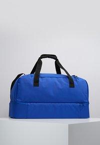 adidas Performance - TIRO DU - Bolsa de deporte - bold blue/white - 2
