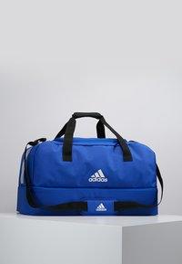 adidas Performance - TIRO DU - Bolsa de deporte - bold blue/white - 0