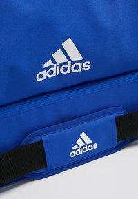 adidas Performance - TIRO DU - Bolsa de deporte - bold blue/white - 7