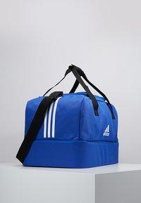 adidas Performance - TIRO DU - Bolsa de deporte - bold blue/white - 3
