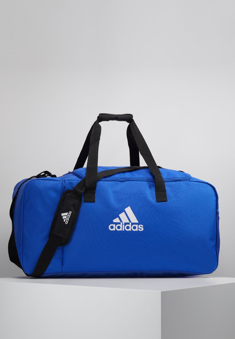 adidas Performance - TIRO DU  - Sports bag - bold blue/white