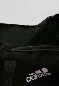 adidas Performance - TIRO DU  - Treningsbag - black/white - 4