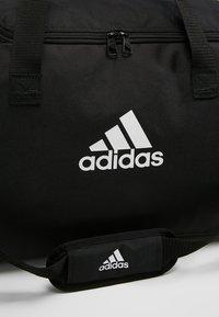 adidas Performance - TIRO DU  - Treningsbag - black/white - 7