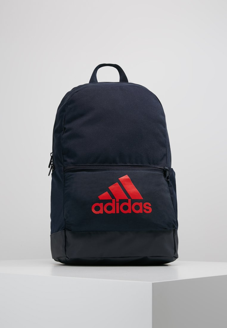 adidas Performance - CLAS - Rucksack - legend ink/legend ink/active red