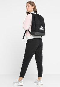 adidas Performance - CLAS - Rucksack - black/black/white - 5