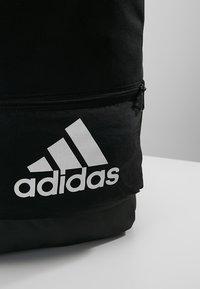 adidas Performance - CLAS - Rucksack - black/black/white - 7