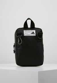 adidas Performance - PARKHOOD  - Torba na ramię - night cargo/black