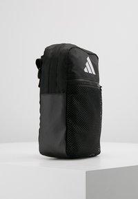 adidas Performance - PARKHOOD  - Schoudertas - black/black/white - 3
