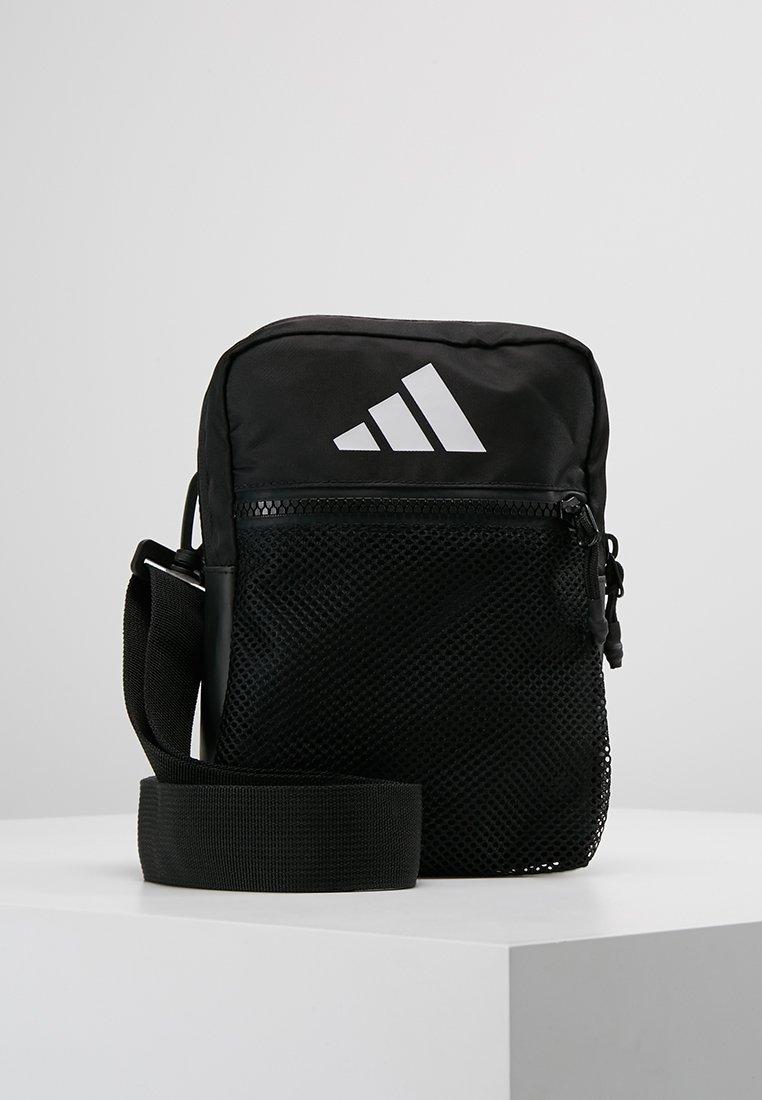 adidas Performance - PARKHOOD  - Schoudertas - black/black/white