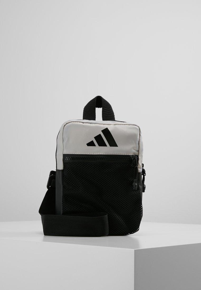 adidas Performance - PARKHOOD  - Across body bag - black/raw white/raw white