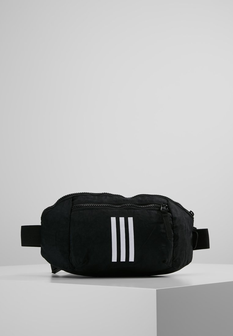 adidas Performance - PARKHOOD  - Ledvinka - black/black/white