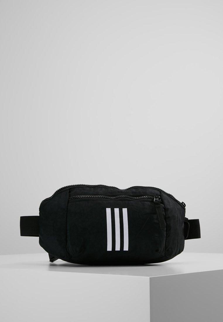 adidas Performance - PARKHOOD  - Bæltetasker - black/black/white
