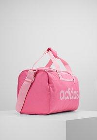 adidas Performance - LIN CORE  - Sports bag - semi solar pink/true pink - 3