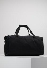 adidas Performance - LIN CORE  - Sports bag - black/white - 2