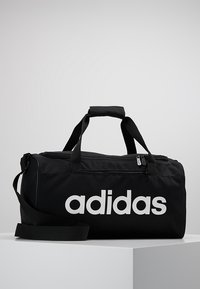 adidas Performance - LIN CORE  - Sports bag - black/white - 0