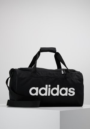 LIN CORE  - Sports bag - black/white