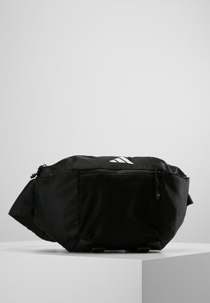PARKHOOD  - Across body bag - black/black/white