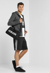 adidas Performance - LIN CORE - Sac de sport - black/white - 1