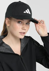 adidas Performance - THE PACK - Cap - black/white - 4
