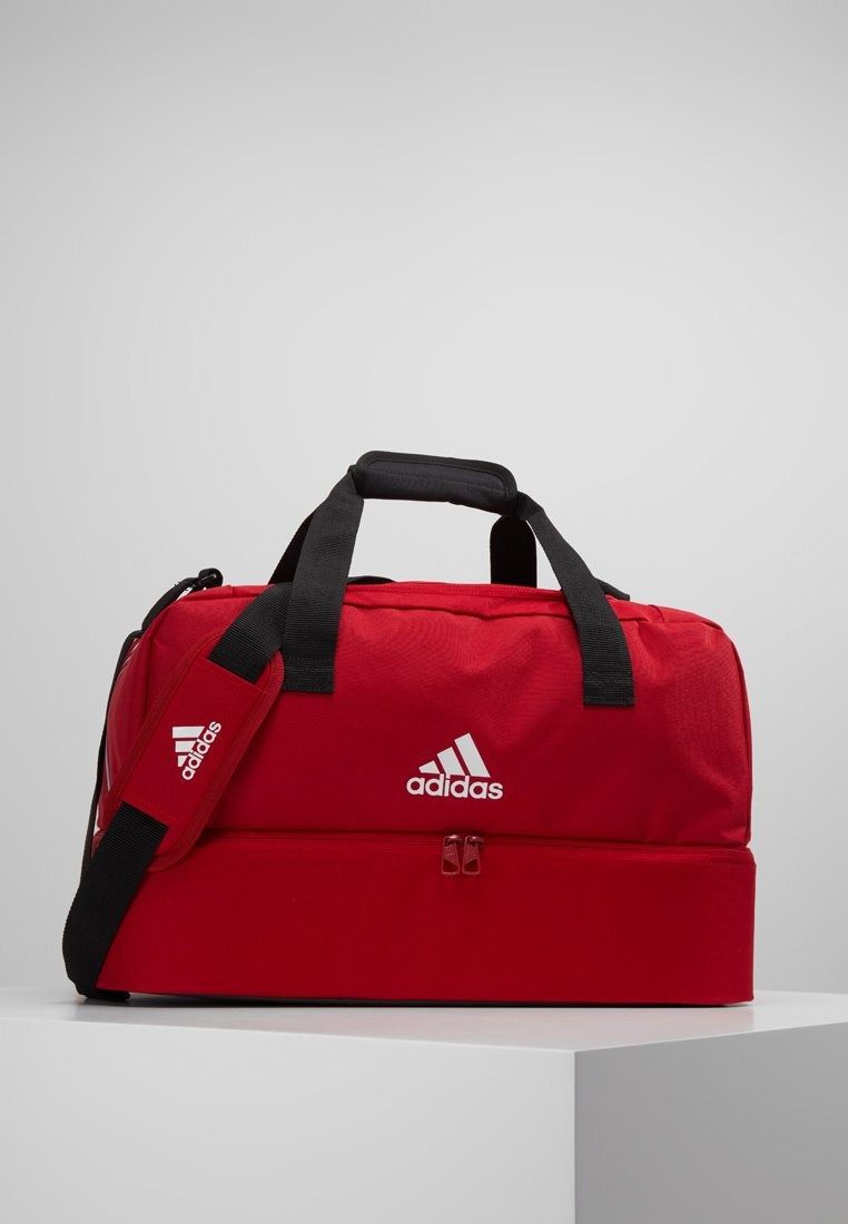 adidas Performance - TIRO DU - Sporttasche - power red/white