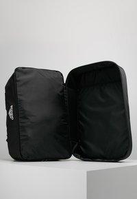 adidas Performance - Sports bag - black/white - 4
