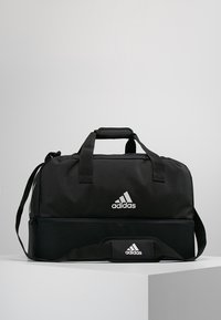 adidas Performance - Sports bag - black/white - 0