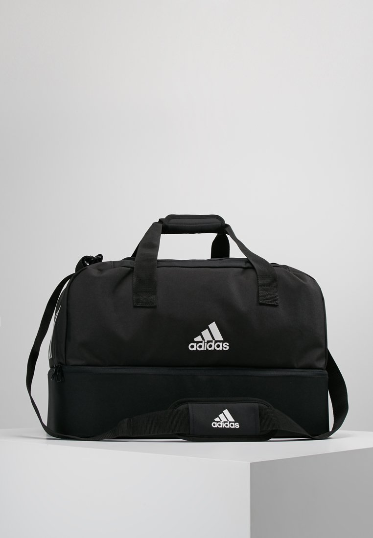 adidas Performance - Sports bag - black/white