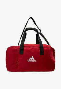 adidas Performance - Sports bag - power red/white - 5