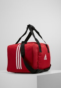 adidas Performance - Sports bag - power red/white - 3