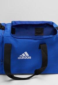 adidas Performance - Sportväska - bold blue/white - 4