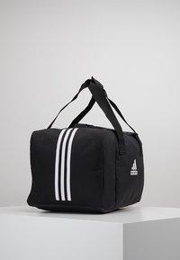 adidas Performance - Torba sportowa - black/white - 3