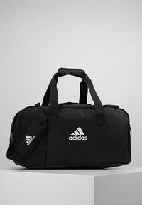 adidas Performance - Torba sportowa - black/white - 0