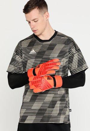 PRED  - Gants de gardien de but - active red/solar red/black