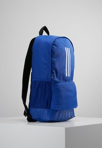 adidas Performance - TIRO BACKPACK - Sac à dos - bold blue/white - 3