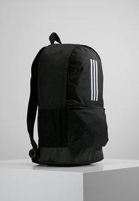 adidas Performance - TIRO BACKPACK - Reppu - black/white - 3