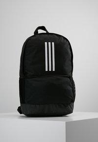 adidas Performance - TIRO BACKPACK - Reppu - black/white - 0