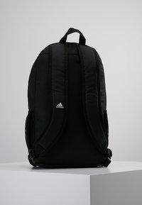 adidas Performance - TIRO BACKPACK - Reppu - black/white - 2