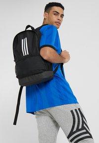 adidas Performance - TIRO BACKPACK - Reppu - black/white - 1