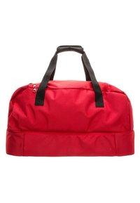 adidas Performance - TIRO DUFFEL LARGE - Sports bag - red - 1