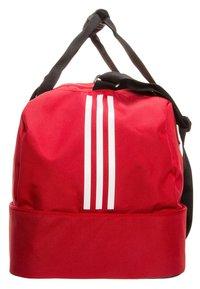 adidas Performance - TIRO DUFFEL LARGE - Sports bag - red - 2