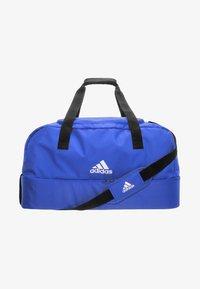 adidas Performance - TIRO DUFFEL LARGE - Sportväska - blue - 0