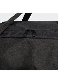 adidas Performance - TIRO DUFFEL LARGE - Sportväska - black - 3