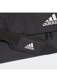 adidas Performance - TIRO DUFFEL LARGE - Sportväska - black - 4