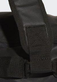 adidas Performance - ADIDAS PERFORMANCE DUFFEL BAG - Sportovní taška - black - 5