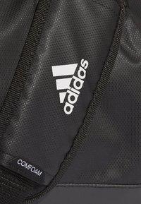adidas Performance - ADIDAS PERFORMANCE DUFFEL BAG - Sportovní taška - black - 3