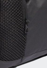 adidas Performance - CONVERTIBLE TRAINING DUFFEL BAG MEDIUM - Bolsa de deporte - black/white - 4