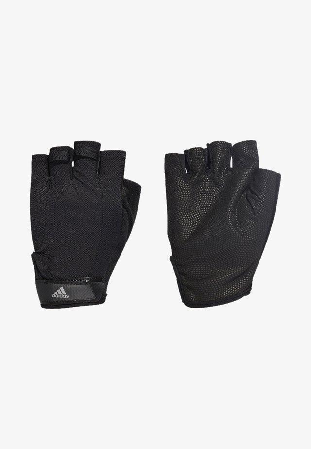 Versatile Climalite Gloves - Kortfingerhandsker - black